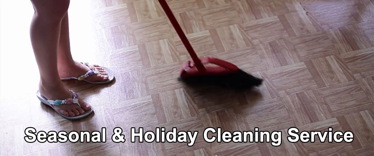 Seasonal Cleaning / Spring Cleaning